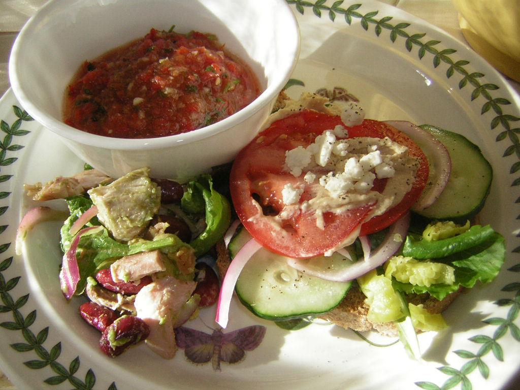 Piatti freddi estivi ricette estive per tutti i gusti for Primi piatti freddi